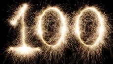 HIT pioneer celebrates centennial