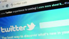 Twitter tested as monitor of HIV risk.