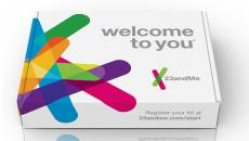 23andMe genetic tests