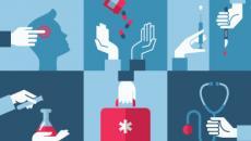 Healthcare icons