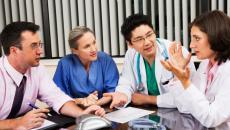 Docs discuss