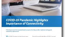 COVID-19 Pandemic Highlights Importance of Connectivity