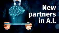 AI partnerships in healthcare