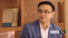 Adrian Zai, director of research at Partners HealthCare, talks about healthcare innovation at Big Data Forum