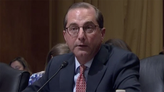 HHS nominee Alex Azar