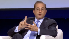 Eli Lilly exec Alex Azar as HHS Secretary
