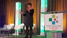 Pop Health Forum Amy Schwartz
