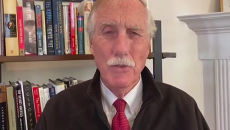 Senator Angus King (I-Maine)