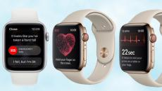 Apple Watch with ECG feature