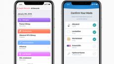 Apple Health Records API