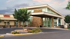 Artesia General Hospital outside view
