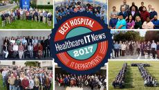 Best Hospital IT Departments 2017