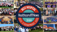 Best Hospital IT Departments 2016