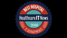 Best Hospital IT 2016