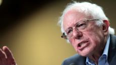 Democratic presidential candidate and Vermont Senator Bernie Sanders American Journal of Public Health
