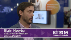 Blain Newton on Logic by HIMSS Analytics