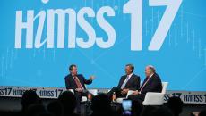 HIMSS17 with John Boehner