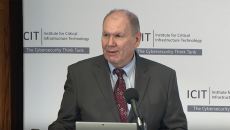Former HHS Cyber Chief Wlaschin lands private sector gig
