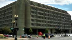 The U.S. Department of Health and Human Services in Washington, D.C.