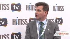David Hancock, client engagement director at Intersystems talks to HIMSS TV