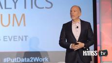 HIMSS Big Data and Healthcare Analytics Forum