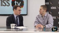 Matthew Fisher talks to HIMSS TV