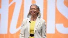 IBM CEO Ginni Rometty HIMSS17