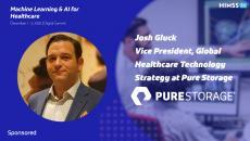 Pure Storage VP Josh Gluck