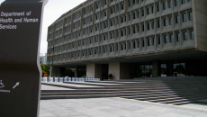 HHS headquarters in Washington, DC