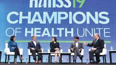 HIMSS19 Keynote speakers.