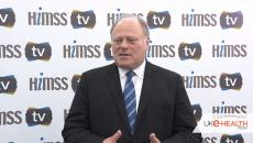 HIMSS CEO Hal Wolf discusses the organization's mission on HIMSS TV