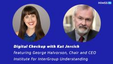 George Halvorson, chair and CEO of the Institute for InterGroup Understanding