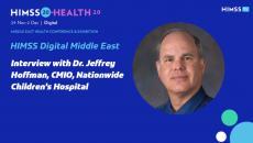 Nationwide Children's Hospital CMIO Dr. Jeffrey M. Hoffman