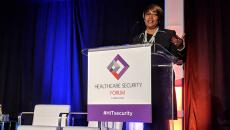 Jane Harper said during the HIMSS Healthcare Security Forum in San Francisco