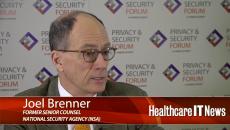 Former NSA Senior Counsel Joel Brenner