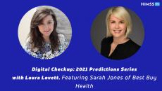 Best Buy Health VP Sarah Jones