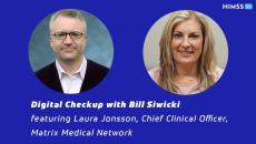 Matrix Medical Network chief clinical officer Laura Jonsson