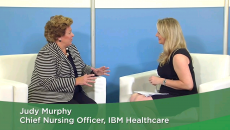 IBM's CNO Judy Murphy on mobile tech in big data