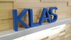 KLAS healthcare IT booth at HIMSS18