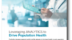 Leveraging Analytics to Drive Population Health