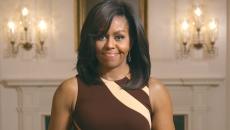 Michelle Obama Oprah United State of Women
