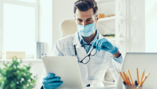healthcare workers, technology, COVID-19