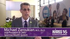 Michael Zaroukian, MD, PhD, on Flint water crisis