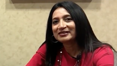 Twitter engineer Nandini Ramani