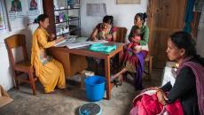Telehealth for women in rural Nepal