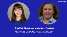 Jennifer Price, executive director of data and analytics at THREAD
