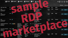 RDP backdoors for $10 to hack into healthcare systems