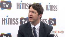 Richard Corbridge, chief digital and information officer for Leeds Teaching on HIMSS TV