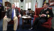 VA Secretary pick Ronny Jackson withdraws