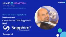 SapphireHMS CIO Omar Shraim